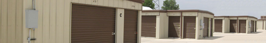 Ashcroft Storage Units