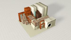 Storage Unit Size 10x10