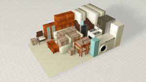 Storage Unit Size 10x13