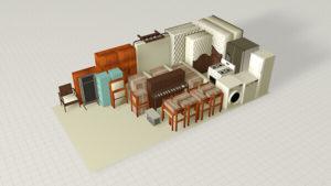 Storage Unit Size 10x20
